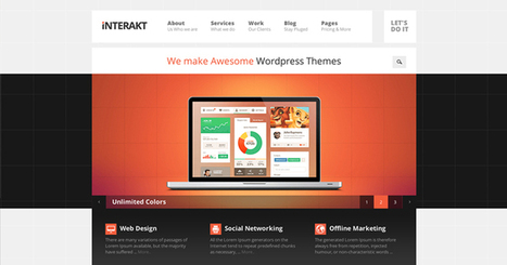 ThemeFuse Wordpress Theme Giveaway | Blogging Contests | Scoop.it