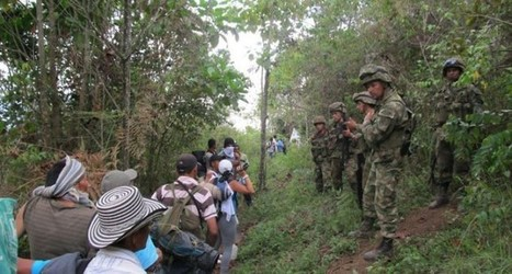 Colombianos reciben atención del Gobierno bolivariano en Zulia | Política para Dummies | Scoop.it