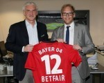 Betfair to test German laws with Bayer sponsorship, Stephen Carter at Casino Choice | Poker & eGaming News | Scoop.it