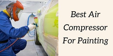 5 Best Air Compressor For Painting Cars House