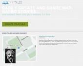 MapTales. Ecrire une histoire sur une carte. Les Outils Tice | Les outils du Web 2.0 | Scoop.it