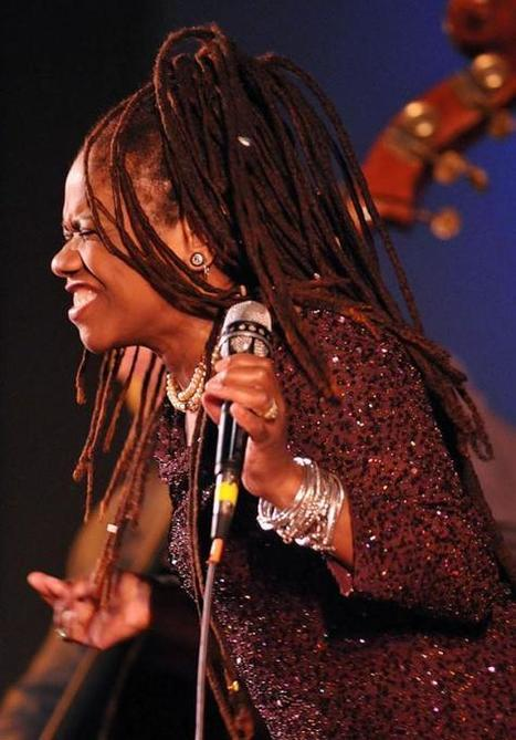 Catherine Russell: A Swing-Jazz Singer Emerges | Jazz from WNMC | Scoop.it