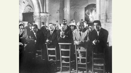 Sortie du film de Georges Lautner, les Tontons flingueurs<br/>1963 | Archives de France - Comm&eacute;morations nationales 2013 | Que s'est il pass&eacute; en 1963 ? | Scoop.it