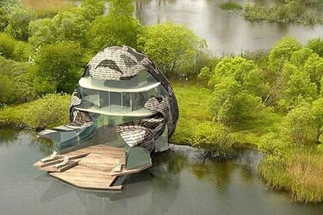 Best eco design ideas for futuristic homes | Future_Cities | Scoop.it