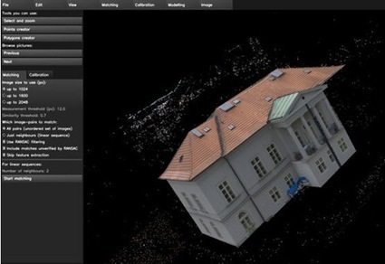 Amazing software creates 3D models from images and videos - Instant Fundas | AREality | Scoop.it