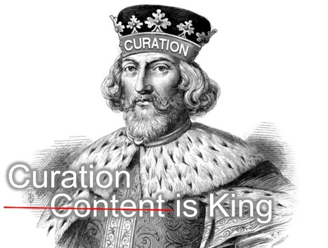 Digital Overload And The Curation Crossroads | iCurate: | Scoop.it