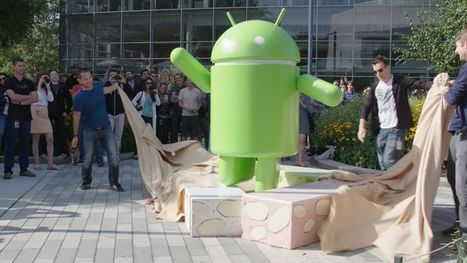 Android Nougat Has Arrived, Rolling Out to Recent Nexus Devices Starting Today | News we like | Scoop.it