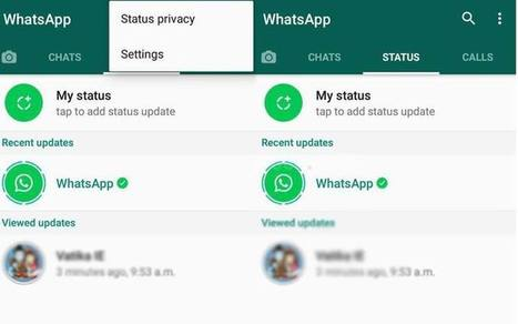Whatsapp Status Video And Photos In Technicaladda Scoopit