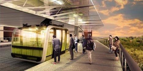 Toulouse va devenir la 2e ville de France à avoir son téléphérique urbain   Plusieurs idées pour la gestion d'une ville comme Namur   Scoop.it