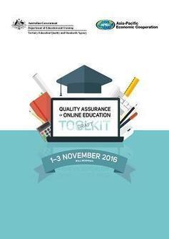 TEQSA spearheads APEC workshop in quality assuring online learning, Bali   Tertiary Education Quality Standards Agency   Quality assurance of eLearning   Scoop.it