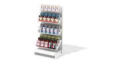 Kiosque à livres 3D | 3D Library | Scoop.it