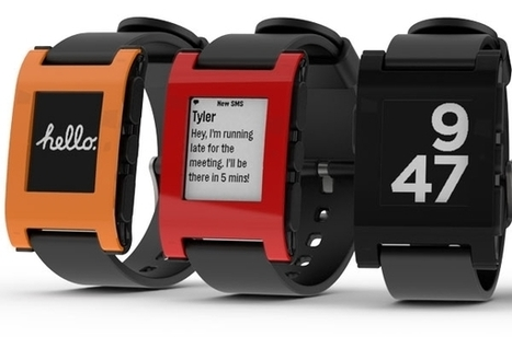 From Kickstarter to CES, The Pebble Watch Is Finally Here And Shipping Jan. 23 - Forbes | Social Mercor Com | Scoop.it