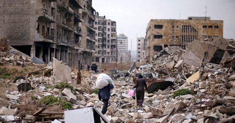 """Aleppo's """"Evacuation"""" Is a Crime Against Humanity 