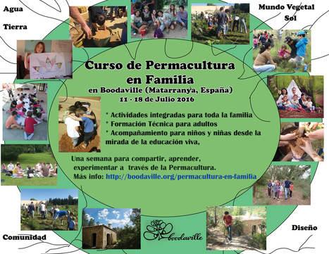 Get Convivencia Permacultura en Familia tickets on Ecovamos | ecoagro | Scoop.it