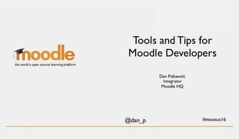 Takeaways To Advance You Moodle Development Courtesy Of Dan P. And #MootUS16 | Using Technology in Education | Scoop.it