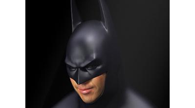 Masque de Batman en 3D   3D Library   Scoop.it