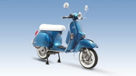 LML Star 125cc 4T Automatica Showing Too Much Vespa? | Vespa Stories | Scoop.it