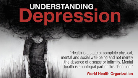 An Infographic to Help You Understand Depression | Human Rights & Civil Rights & Animal Rights & Global Rights | Scoop.it