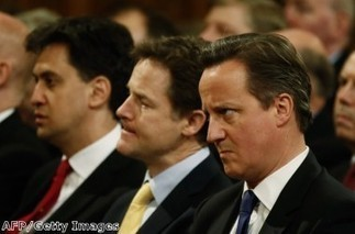 Three losers: A European elections catastrophe for Westminster's chiefs | Bathgate Academy Politics and Economics | Scoop.it