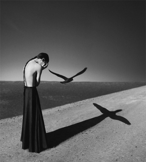 Surreal Self-Portraits by 22-Year-Old Artist Noell S. Oszvald who Began Photographing and Editing a Year Ago | Photography News Journal | Scoop.it