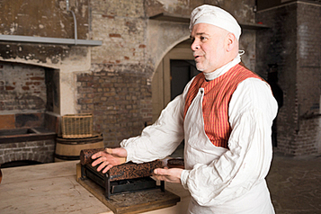 Historic Royal Palaces to reveal 300-year-old Chocolate Kitchen at Hampton Court Palace | Culture24 | Fairly Traded News | Scoop.it