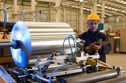 Global manufacturing on the rise | Made Different | Scoop.it