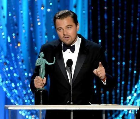 EN IMAGES. SAG Awards : un pas de plus vers l'Oscar pour Leonardo DiCaprio | Le cinéma, d'où qu'il soit. | Scoop.it
