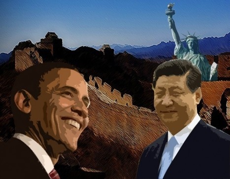 The Power Couple - US-China Relations At A Crossroads   Chinese Cyber Code Conflict   Scoop.it
