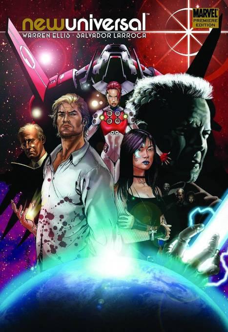 Warren Ellis sur un titre Avengers? | Comics France | Scoop.it