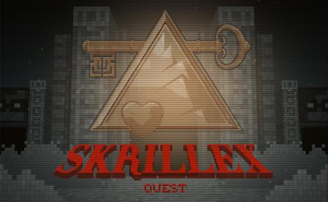 Skrillex Quest: a Browser Game Homage to Zelda, 8-Bit, and Skrillex | Transmedia: Storytelling for the Digital Age | Scoop.it