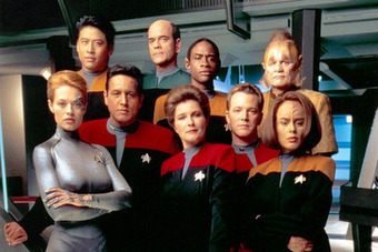 "Now, ""Voyager"": in praise of the Trekkiest ""Trek"" of all 