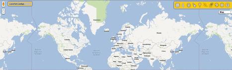 Editor for Google Maps [MapFab.com] | IKT och iPad i undervisningen | Scoop.it