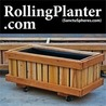 Rolling Products (Planters for now, Chicken Coops to come).