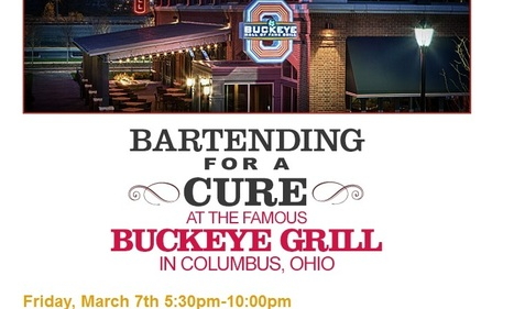 Buckeye Grill Guest Bartending| Guaranteed 100% More fun Curing than ever before | Brightside of the Road Foundation | #ALS AWARENESS #LouGehrigsDisease #PARKINSONS | Scoop.it