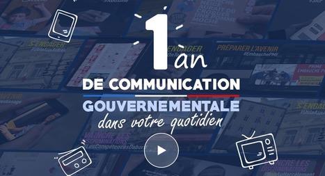 1 an de communication gouvernementale dans votre quotidien – Rétrospective 2016 | French law for non french-speaking patrons - Legal translation tools | Scoop.it