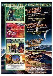 I venerdì della fantascienza | FantaScientifico ! | Scoop.it