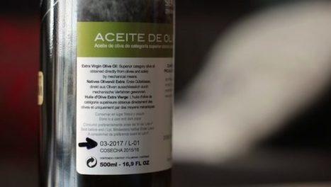 L'huile d'olive a-t-elle une date de péremption?   Jus d'olive   Jus d'Olive   Scoop.it