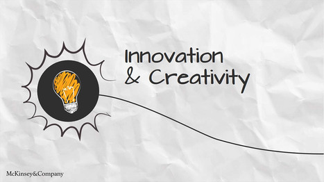 Innovation and creativity | eduhackers.org | Scoop.it