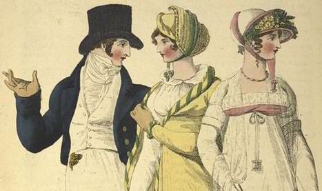 Exhibition: The First Georgians - introducing an age of modernity | Vintage and Retro Style | Scoop.it