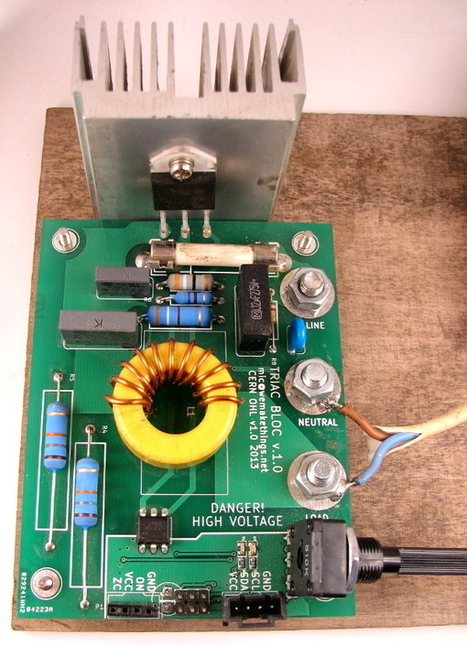 A solid-state relay for your Arduino | Arduino progz | Scoop.it