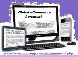 B2B Global e-Commerce Agreement             (Free partial preview of template for global electronic trading partners) | Electronic Contract models and templates for International B2B Trade | Scoop.it