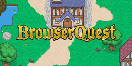 BrowserQuest | Amazing HTML5 | Scoop.it