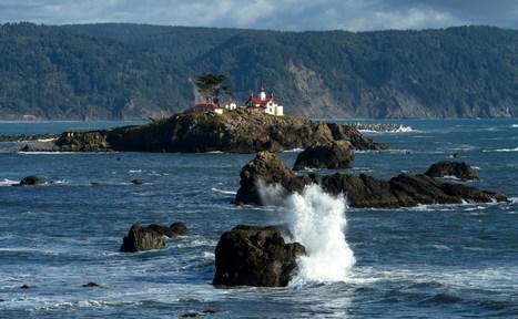 Histoire d'une photo : le phare de Battery Point #Wikipedia - Framablog   Merveilles - Marvels   Scoop.it