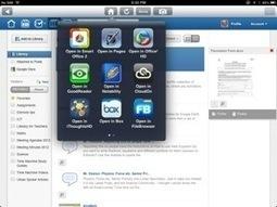 Edmodo just got a lot better on the iPad | iPad classroom | Scoop.it