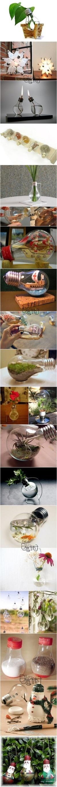 Artesanías / reciclaje | HTM_DIY - Artesanías | Scoop.it
