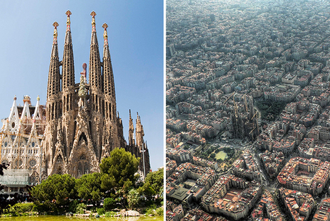 15 Famous Landmarks Zoomed Out To Show Their Surroundings | Grand Pictures | Scoop.it