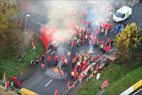Veille actualités syndicats #fgtb #cne #csc #24nov #greve24nov | Occupy Belgium | Scoop.it