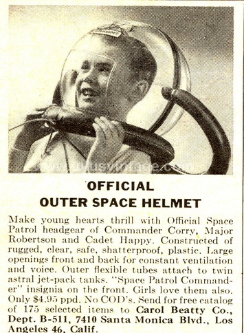Official Outer Space Helmet | Kitsch | Scoop.it