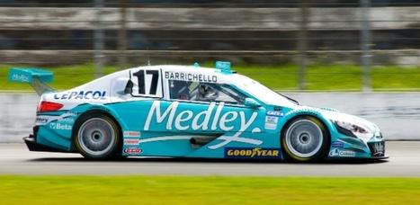 Após pilotar Stock Car pela primeira vez, Barrichello anuncia estreia no domingo   esportes   Scoop.it