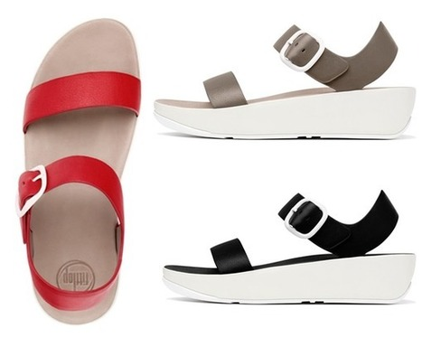 59f4175d1f816b Looking for the Perfect Fitflop Bon Leather Sandals Online
